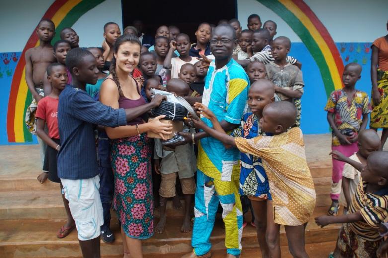 Waisenhaus Centre Tabitha Dorcas in Mougnon – Paten gesucht!
