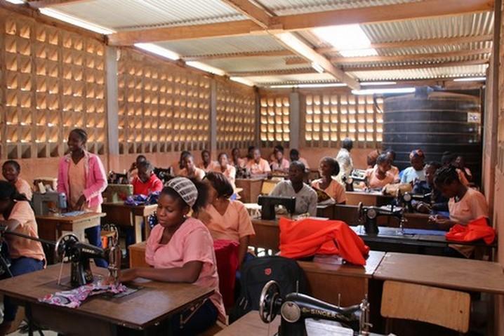 Dorcas – Ausbildungszentrum für Frauen