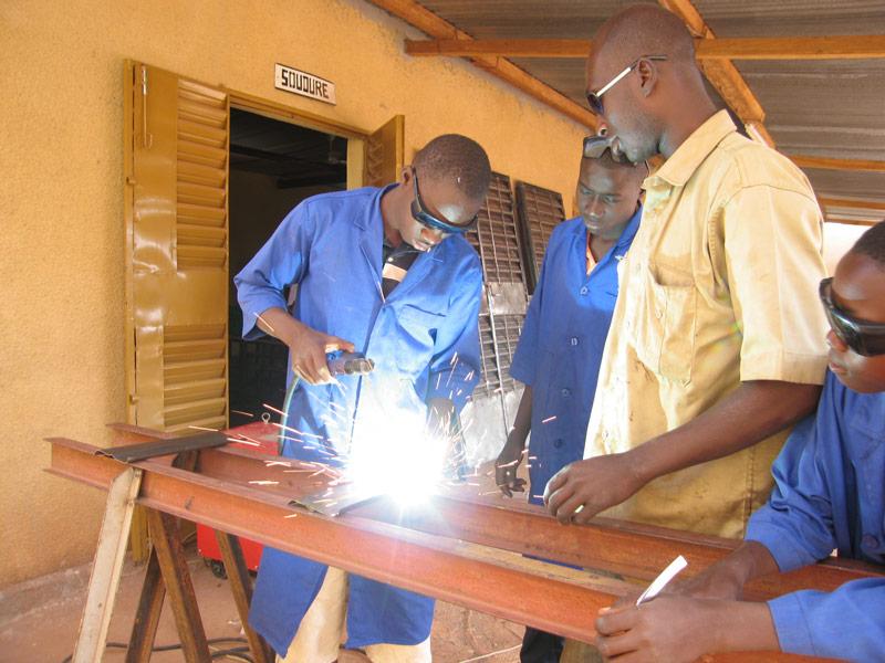 Dorcas – Ausbildungszentrum für Jungen
