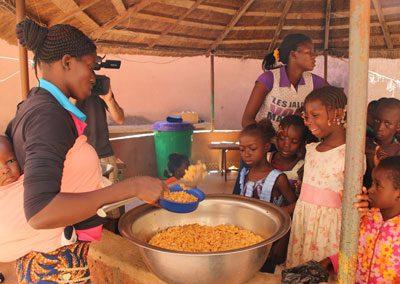 Dorcas – Waisenkinderprogramm