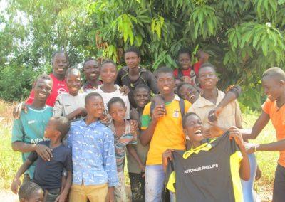 Internat für Jungsprojekt