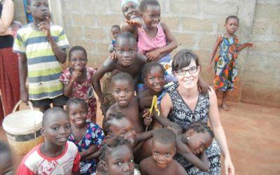 Meine Abenteuer in Benin