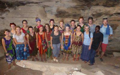 Zwischenseminar für unsere Freiwilligen (17/18) in Ghana und Benin