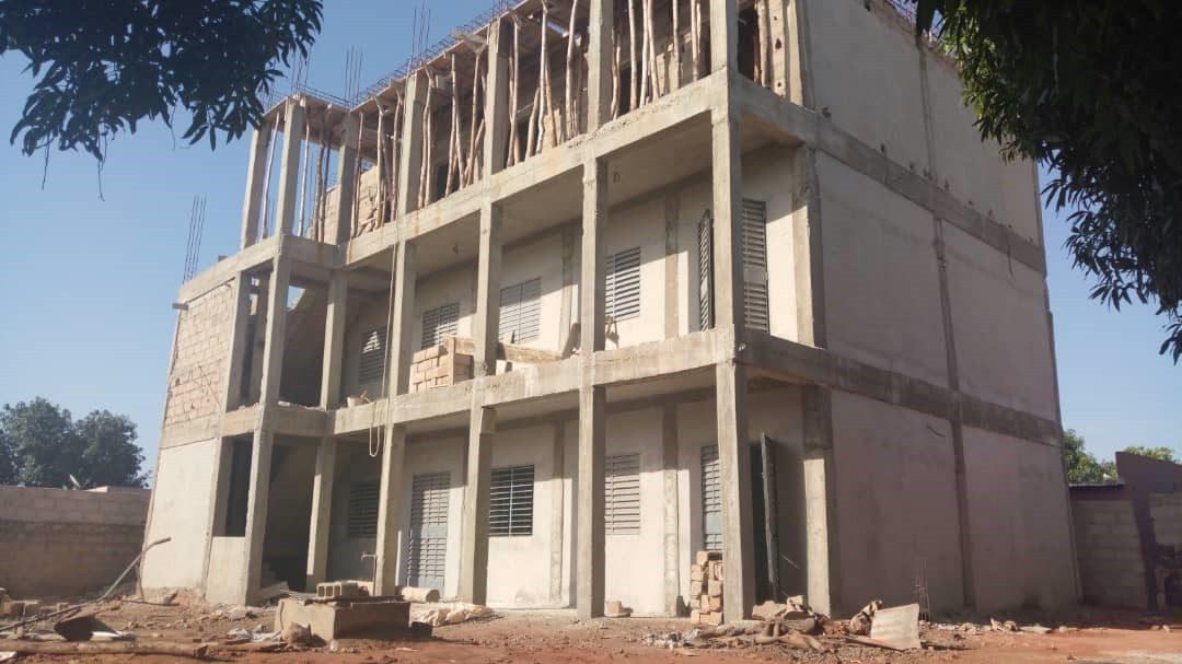 Ausbildungszentrum der Mädchen – Erweiterungsbau