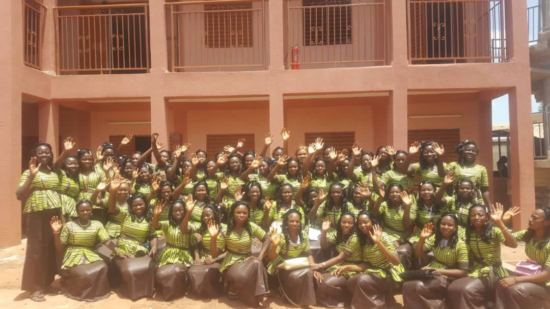 Abschlussfeier für den Ausbildungsjahrgang 16-19 am Dorcas-Center