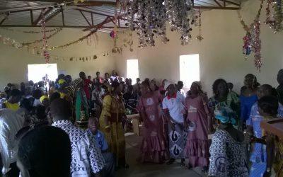 Gemeindebau in Burkina Faso
