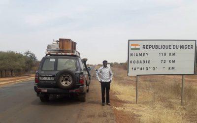 Missionseinsatz in Niger