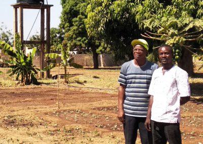 Le jardin – Erweiterung des Gartenbauprojektes