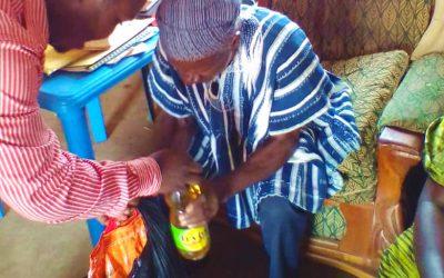 Maßnahmen gegen Corona – Not in ghanaischen Haushalten
