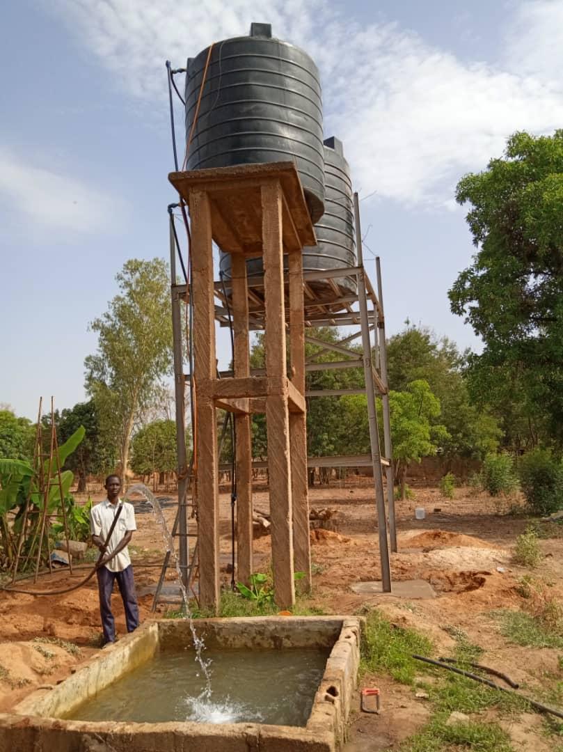 Garten Burkina