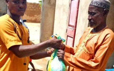 Not in Niger, Zeit für Nächstenliebe